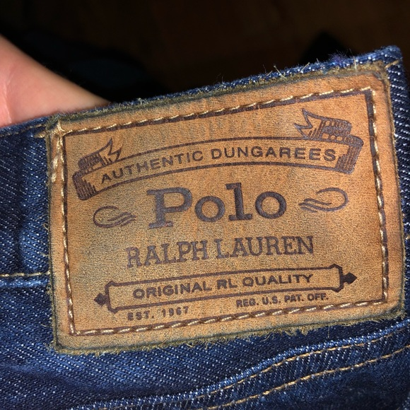 Ralph Lauren 34x32 Jeans